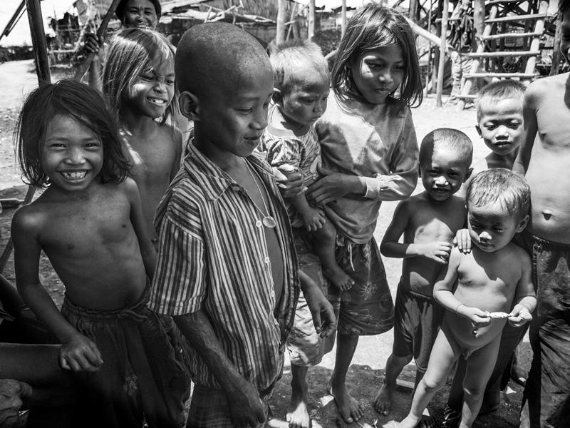 Fotografía en Camboya.